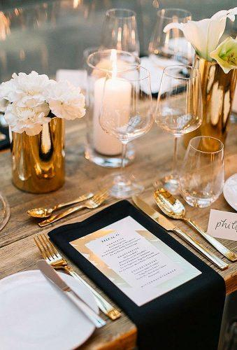 gold wedding decorations gold table decor annika wietzorke weddings