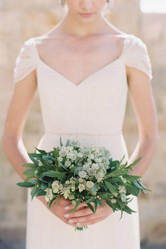 gorgeous summer wedding bouquets small green bouquet carolinetran