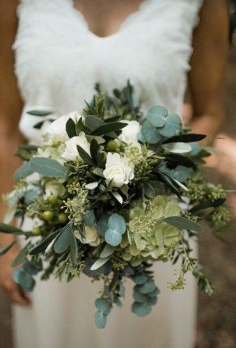 green wedding florals gentle green bouquet leilascompanion