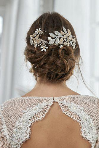 hair accessories inspiration elegant sparkling accessory with pearls and rhinestones mariaelenaheadpieces