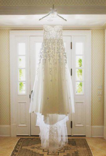 hanging wedding dress hanging dress near door agneslopezphoto