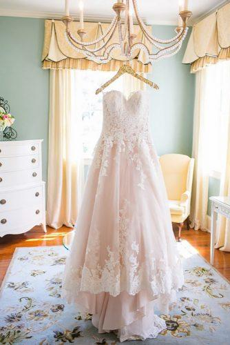 hanging wedding dress rose dress danacubbageweddings