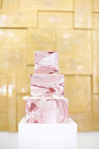 marble-wedding-cakes-square-marble-cake-for-wedding-djame-photography