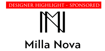 milla nova wedding dresses logo