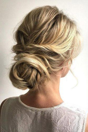 pinterest wedding hairstyles messy swept low bun hairstylist and make up artist via instagram