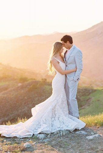 romantic wedding sundet on wedding photo laurenliddell