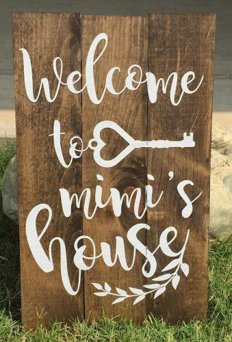 rustic wedding signs dign with key chelsea.bailey.designs