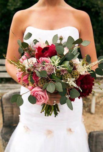 silk wedding bouquets big marsala bouquet jeanniemutrais