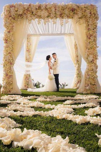 simply chic wedding flower decor ideas white outdoor decor raycepr