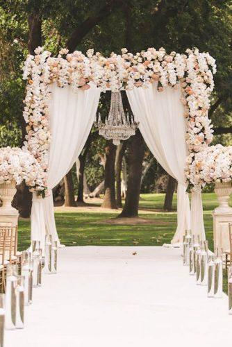 wedding backdrop ideas flower arch reveriephotoandfilms