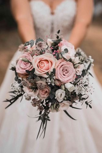 wedding bouquets boho wedding bouquet rustic