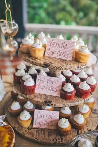 wedding cupcake ideas rebekah murray