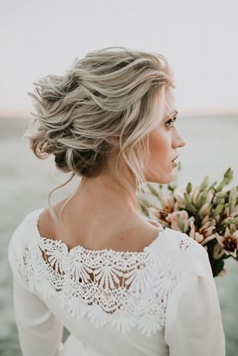 wedding hairstyles for curly hair simple short updo hairandmakeupbysteph