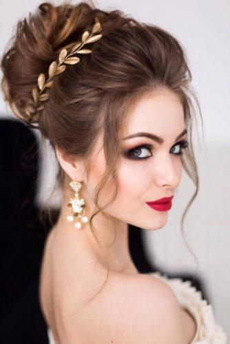 45 Wedding Make Up Ideas For Stylish Brides Page 15 Of 16