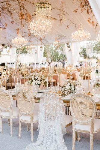 wedding tent autumn reception and golden leaves decorations imjgallery