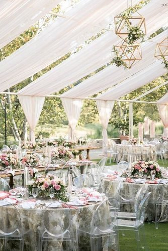 wedding tent vintage elegant playful reception décor janawilliamsphotos