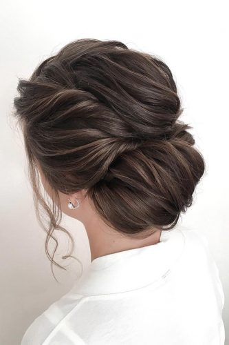 wedding updos for short hair elegant hair elenazerr