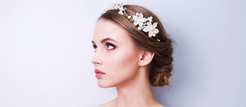 wedding updos for short hair featured