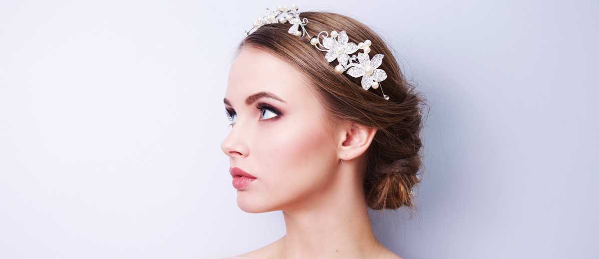 33 Elegant Wedding Updos For Short Hair For The Fashion