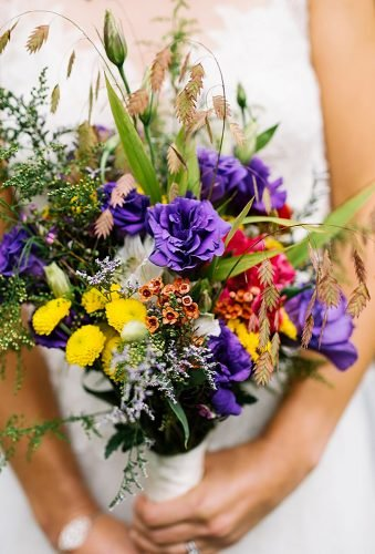 wildflower wedding bouquets beautiful bouquet lauren love