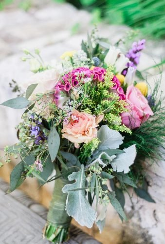wildflower wedding bouquets tender wedding bouquet sabelmoments