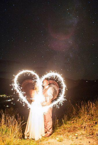 heart wedding photos hert fireworks luckypennyevents_