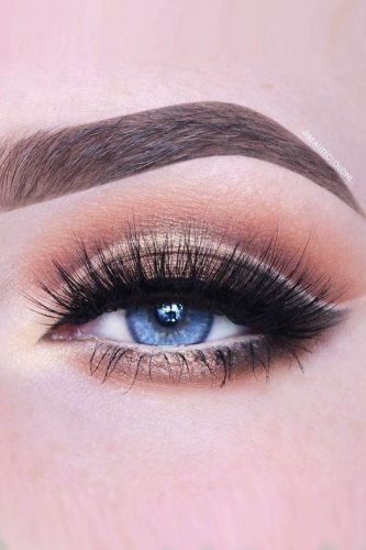 makeup ideas for blue eyes eye liner anneloesdebets