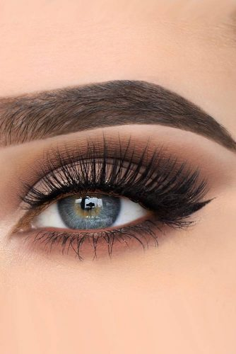 makeup ideas for blue eyes smokey eyes brown xwiesx