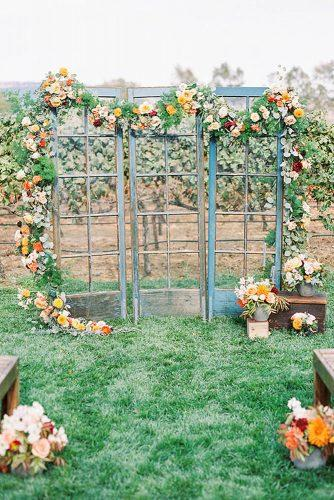 old door wedding decoration ideas blue with a glass decorated with flowers indu huynh photography