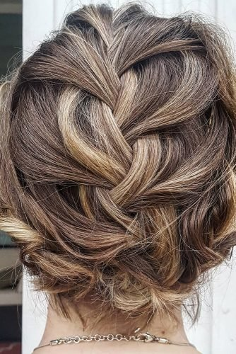 wedding updos for short hair romantic dutch braided melaniesorrowhair