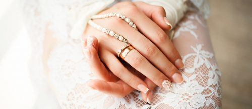 30 Cute Nail Design Ideas For Stylish Brides