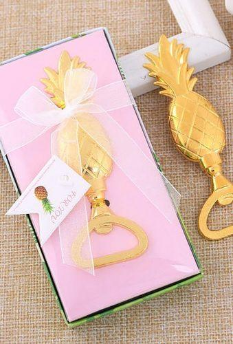 cheap wedding favors gold pineapple wedding favors shop