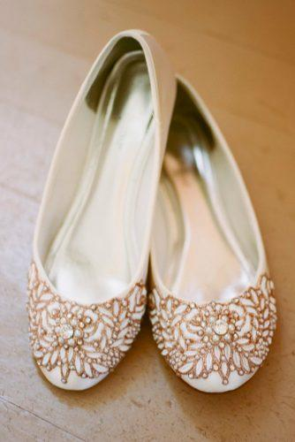 flat wedding shoes with open toe crystals rhinestones rachel solomon