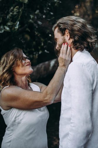 groom and mother lorena erre photography