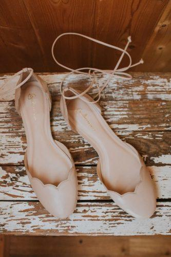 nude colored with straps flat wedding shoes hartman outdoor