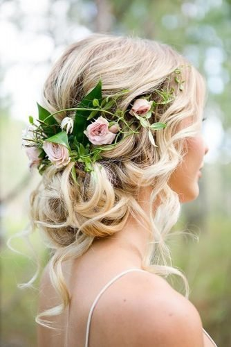 wedding hairstyles for medium hair silk hair and makeup