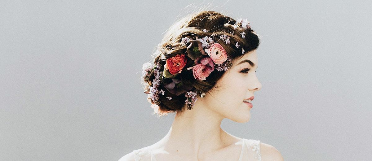 rustic wedding hairstyles featured