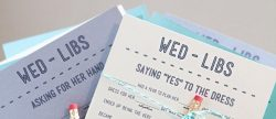 3 Fun Wedding Mad Libs Ideas For A Good Party