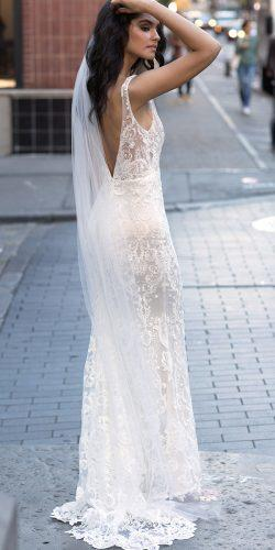 anna campbell wedding dresses lace sheath low back with straps sleeveless harlow
