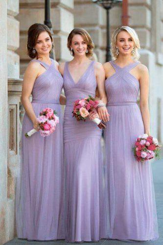 convertible bridesmaid dresses long straight lavender halter neckline sorella vita