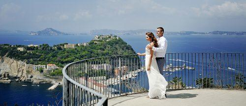 destination weddings married couple wedding view travel featured