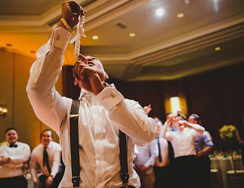 garter toss songs groom guests play