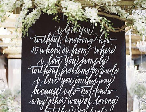 love quotes wedding words
