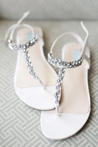 modern sandals with rhinestones ankle straps silver wedding shoes heather roth fine art