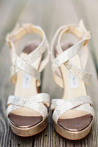 sandals sparkle ankle straps low heel silver wedding shoes judy pak studio