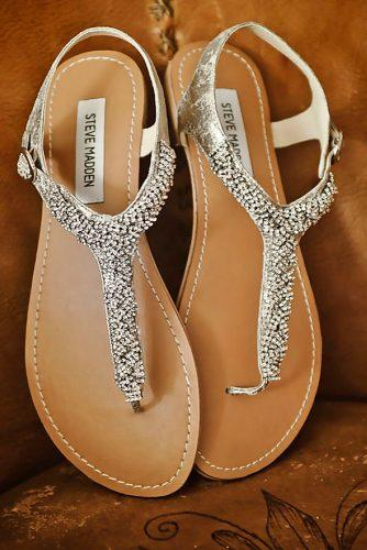 silver wedding shoes ankle straps stylish modern trendy photoshoots vallarta