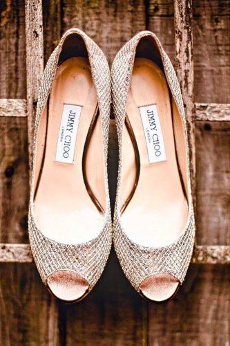 silver wedding shoes comfortable sparkle trendy london wedding photography