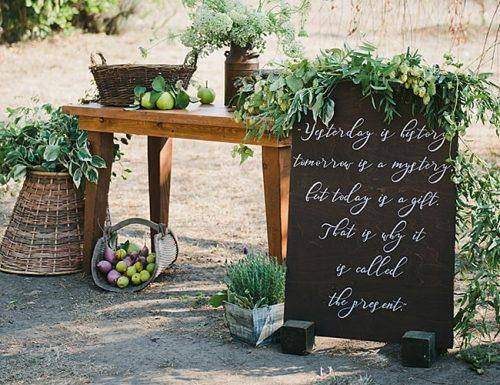 wedding quotes rustic design love quote