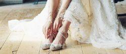 Hottest Wedding Shoes Trends 2018 For Brides