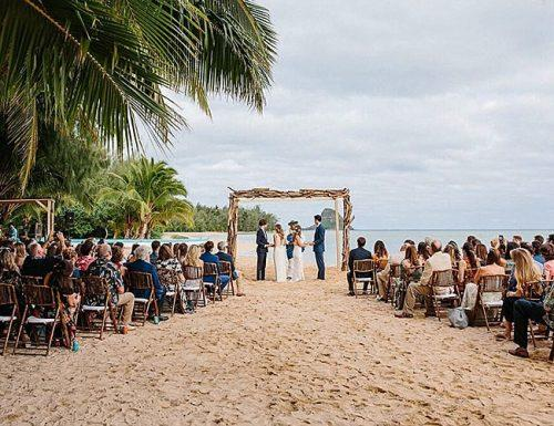 american wedding traditions beach wedding double wedding